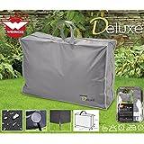 Deluxe Universal Tragetasche 65x20cm, Polyester 402D - Schutzhülle Sitzkissen Trage Tasche Schutz Hülle Abdeckung Universaltasche