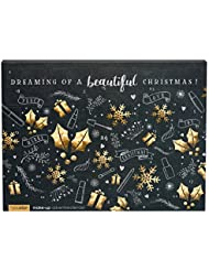 "Make-Up Adventskalender ""BEAUTIFUL X-MAS"" 2017, youstar, 24 hochwertige Produkte, Geschenkset"