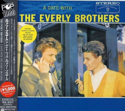 The Everly Brothers: Date With the Everly Brothers (Audio CD)