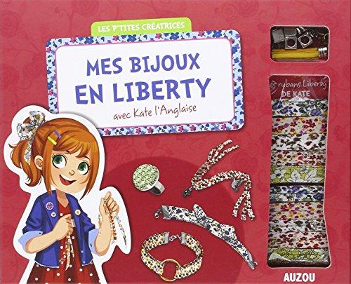 Mes bijoux en liberty avec Kate l'anglaise par Shiilia