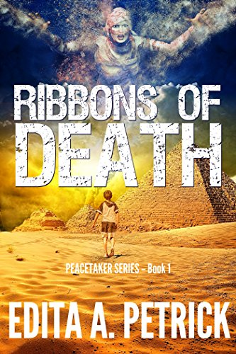Book cover image for Ribbons of Death (Peacetaker Series Book 1)