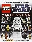 Star Wars. Lego minifigures. Con adesivi. Ediz. illustrata