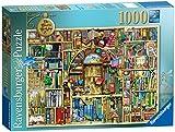 Ravensburger Colin Thompson - The Bizarre Bookshop 2, 1000pc Jigsaw Puzzle