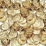 Piratenmünzen Spielgeld Münzen 144 Stück