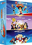 Coffret dc super hero girls : l'héroïne de l'année ; intergalactic games ; lego dc super hero girls