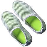 ELECTRI Sports Chaussures de Course Garçon à la Mode Sneakers Enfants Chaussures de Basketball Chaussures à Mailles
