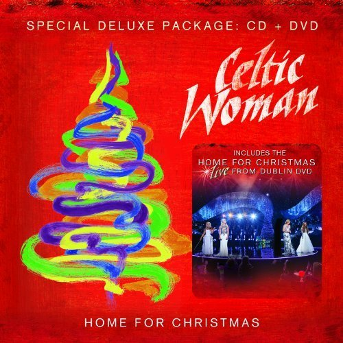 Home For Christmas Deluxe CD/DVD by Celtic Woman (2013) Audio CD