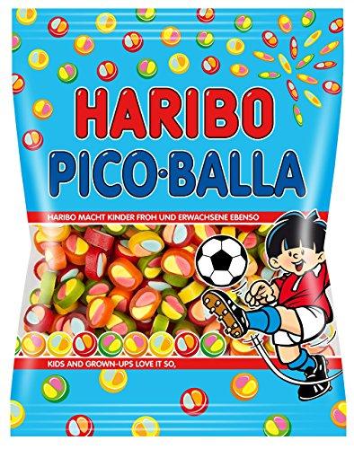 Preisvergleich Produktbild Haribo Pico-Balla,  6er Pack (6 x 175 g Beutel)