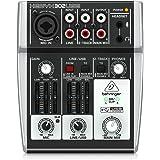 Behringer XENYX 302USB Mélangeur 5 entrées avec préampli micro XENYX et interface audio USB intégrée