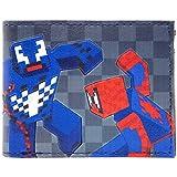 Marvel Spider-Man 8-Bit Style Multicolore portafoglio