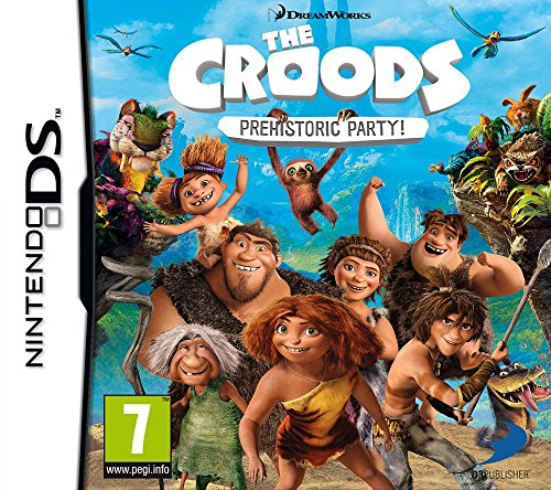 The Croods : Prehistoric Party !