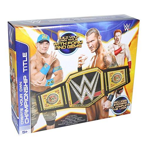 WWE PER CREARE PIÙ PESANTE CHAMP CON PASSANTE PER CINTURA