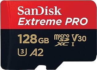 SANDISK EXTREME PRO microSDXC™ UHS-I CARD (128GB)
