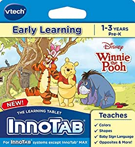 VTech InnoTab Software, Winnie the Pooh