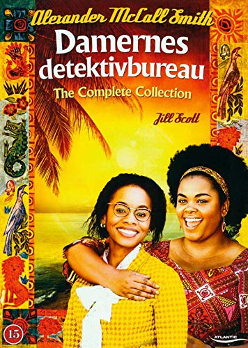 Eine Detektivin für Botswana / The No. 1 Ladies\' Detective Agency ( ) [ Dänische Import ]