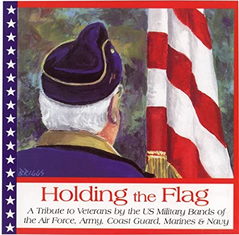 Holding the Flag [Import allemand]