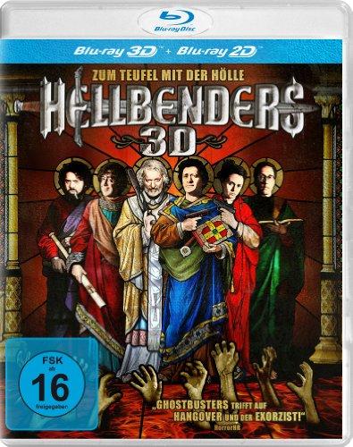 Hellbenders - Zum Teufel mit der Hölle  (inkl. 2D-Version) [3D Blu-ray]