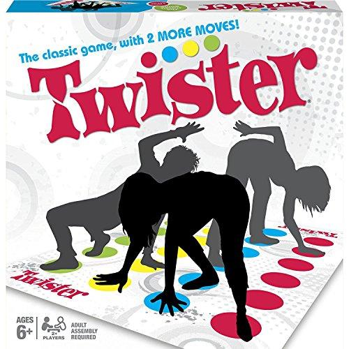 Akrobo Twister Ultimate Game - Multi Color