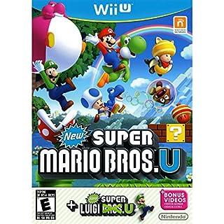 New Super Mario Bros. U + New Super Luigi (B00IQTPNNQ) | Amazon price tracker / tracking, Amazon price history charts, Amazon price watches, Amazon price drop alerts