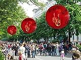 Riesenballon / Werbeballon 2,5 Meter Durchmesser XXL Ballon