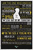 Breaking Bad (Typographic) - Maxi Poster - 61cm x 91.5cm