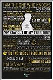 Breaking Bad (Typographic) - 61 x 91 cm Póster