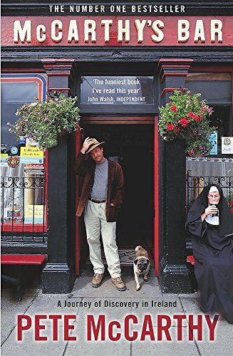 McCarthy's Bar: A Journey of Discovery  in Ireland (A Lir Book) - Monster Bar