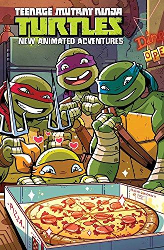 Teenage Mutant Ninja Turtles: New Animated Adventures Omnibus Volume 2 (TMNT NAA Omnibus, Band 2)