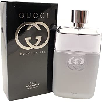 Gucci Guilty Platinum Edition Pour Homme Eau de Toilette Spray For ... be5c807fba8b1