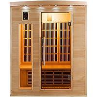 Sauna Infrarouge APOLLON - 3 Places
