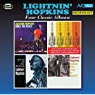 Four Classic Albums (Sings The Blues / Lightnin' Hopkins / Blues In My Bottle / Walkin' This Road By Myself)