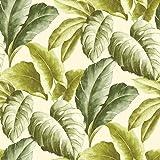 Grandeco VliesTapete Kollektion Botanical, grün, BA2401