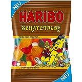 Haribo Schatztruhe, Gummibärchen, Taler, Fruchtgummi mit Schaumzucker Dragee, im Beutel, 200 g