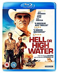 Hell or High Water [Blu-ray] [2016]