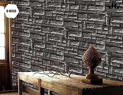 3D simulation Brick pattern Bricks living room restaurant FOOD Hotel clothing store Background wall Decoration