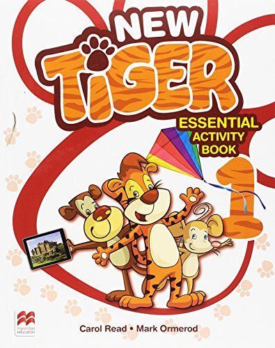 NEW TIGER 1 Essential Ab por C. Read