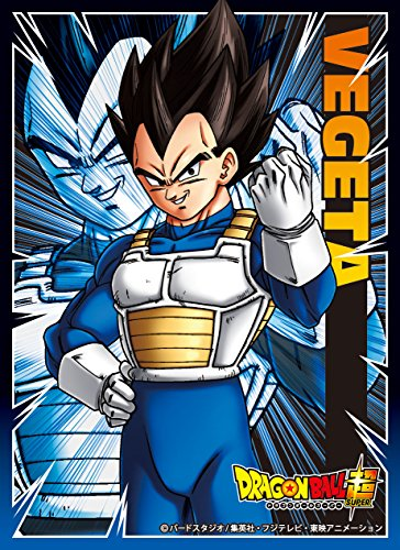 Character Sleeve Dragon Ball Super Vegeta (EN-160)
