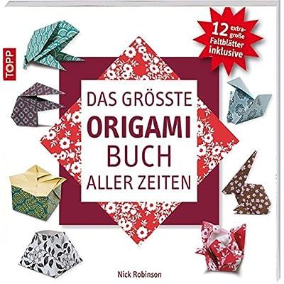 download das grobte origami buch aller zeiten 12 extragrobe faltblatter inklusvie pdf free - Hakelmutzen Muster
