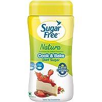 Sugar Free Natura Low Calorie Sweetener Powder 9Made from Sucralose), 80gm Jar