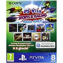 Memory Card 8Gb PS Vita + S&R Voucher [Importación Italiana]