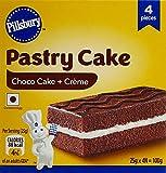 #3: Pillsbury Pastry Cake, Chocolate, 25g (Pack of 4)