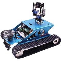 DAN DISCOUNTS Professionnel Kit Robotique Programmable Smart Robotic Kit WiFi Programmation Vidéo sans Fil Jouet…