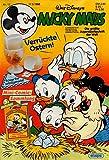 Micky Maus Zeitschrift - Nr. 12 - Vom 17.03.1988 - Komplett mit dem Heft-Extra