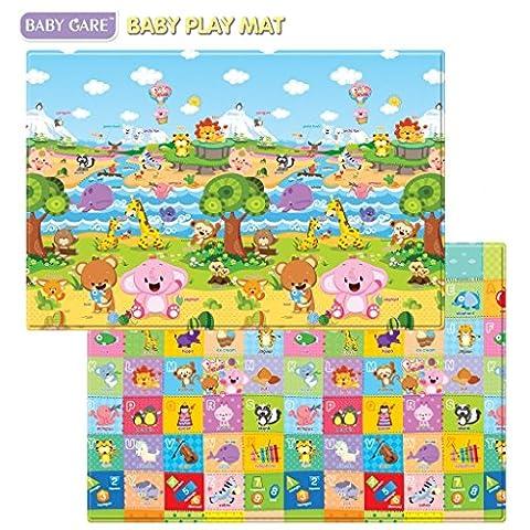 Baby Care Play Mat - Pingko Friends (Medium)