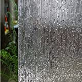 Generic 90*100cm No Glue Opaque Privacy Decorative Glass - Best Reviews Guide