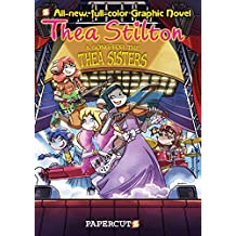 "Thea Stilton Graphic Novels #7: ""A Song for Thea Sisters"""