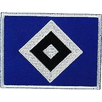Aufnäher/Aufbügler Raute klein HAMBURGER SV HSV