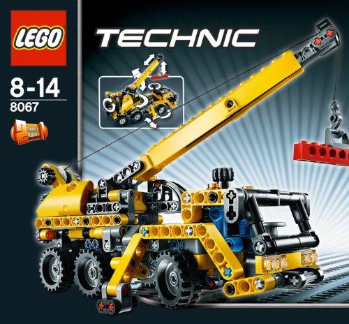 Imagen principal de LEGO Technic 8067 - Mini Grúa Móvil