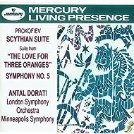 Prokofiev: Symphony No.5/The Love for 3 Oranges Suite/Scythian Suite