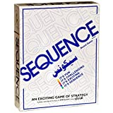 #6: SEQUENCE TRAVEL BOARD CARD Game - An Exciting Game of Strategy